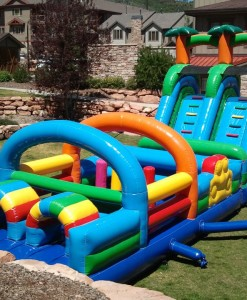 2laneobstaclecourse